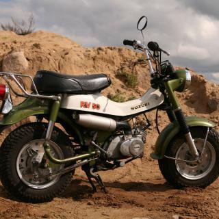 Suzuki RV50 1977