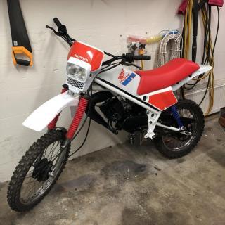 Honda mt5