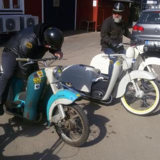 Veteranmarknad Motala Motormuseum 22/4-19