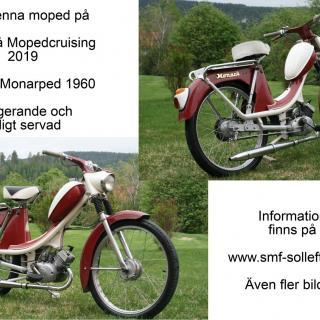Sollefteå Mopedcruising 2019
