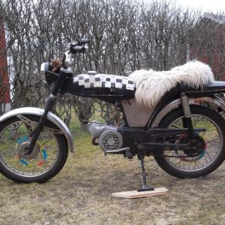 Mina mopeder