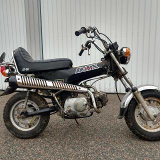 Honda Dax ST50-M - 1979