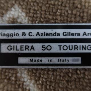 Gilera 50 Touring, 3.0