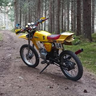 Suzuki Kross 50