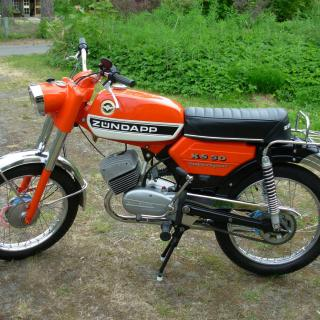 Zundapp KS50 Super Sport 1976