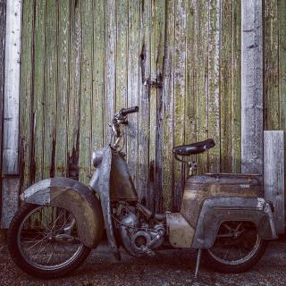 Mopedscooter 1145