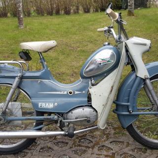 Fram King Clipper 1964