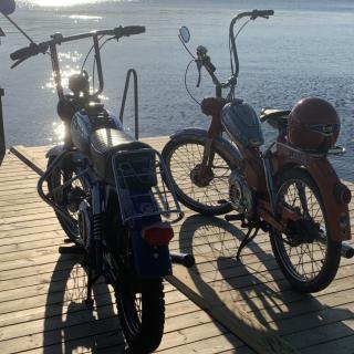 Sommarkväll i Orrudden Näsum 2/6 2021