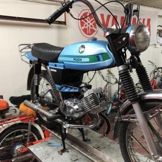 Mankans garage