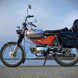 Kreidler Florett RS 1977 våren 2021