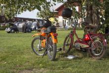 Träffpunkt Moped 22 september