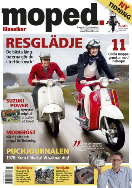 Moped 1/2012