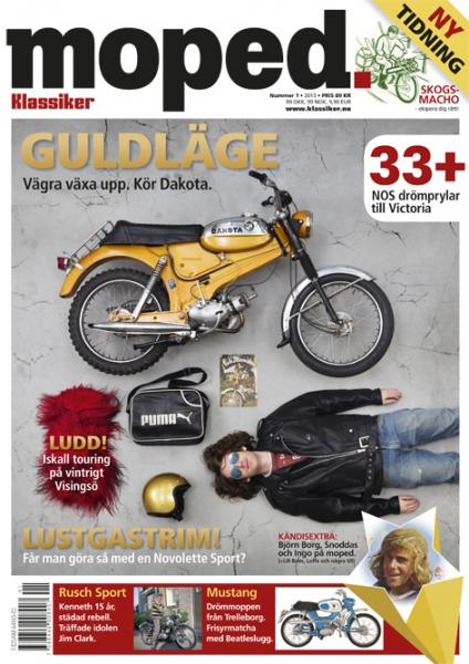 Moped 1/2013