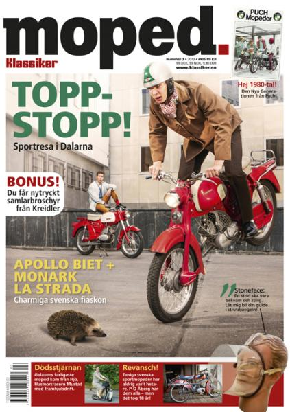 Moped 3/2013