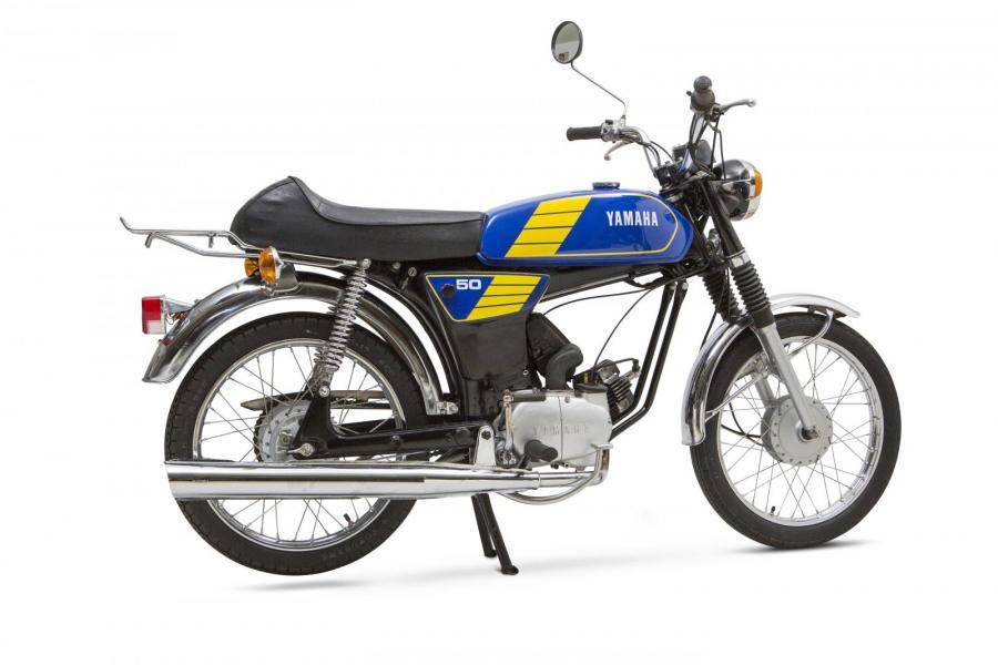 Yamaha FS1. En klassiker.
