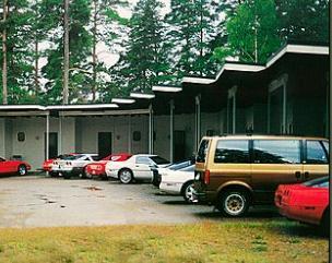 Snyggaste motellet