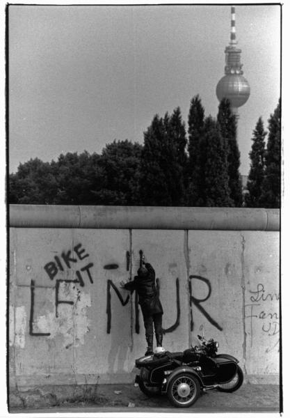 Berlin för 30 år sen