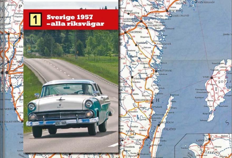 Karta till 50-talet