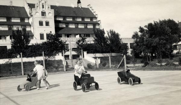 Falsterbohus på 20-talet.