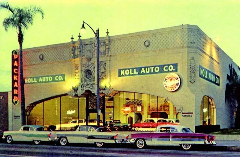 Noll Auto 1956