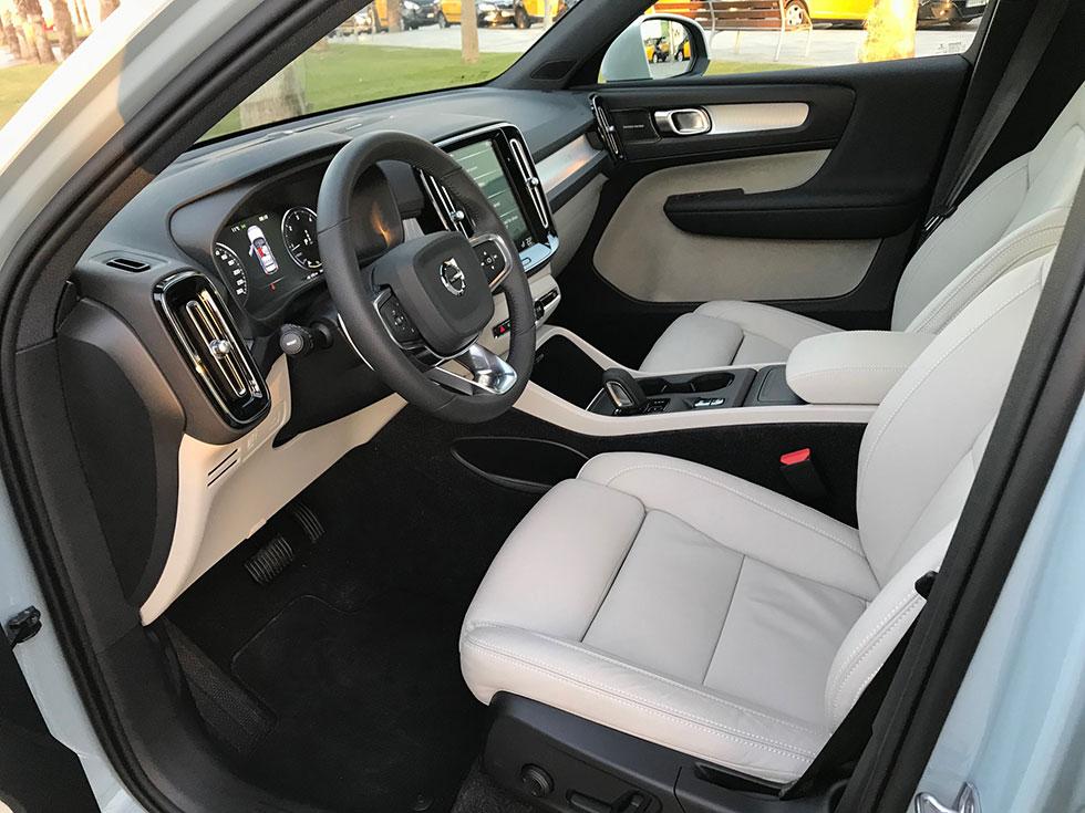 Volvo XC40 – rapport från provkörningen