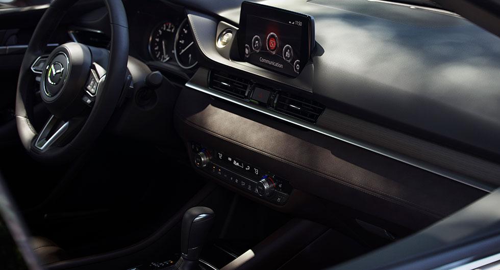 Mazda 6 uppdateras