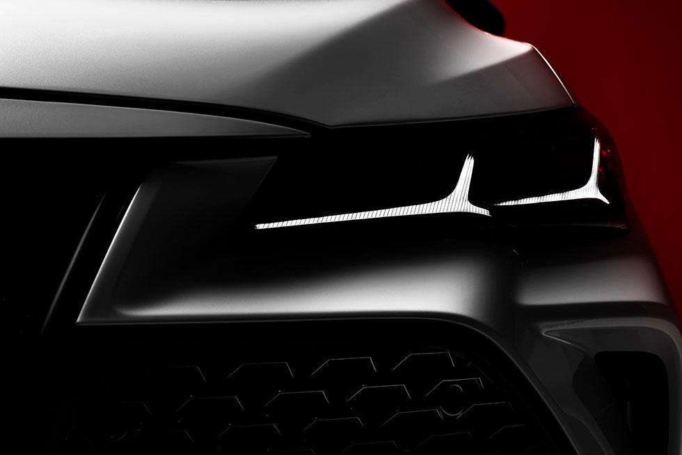 Toyota laddar upp för bilsalonger