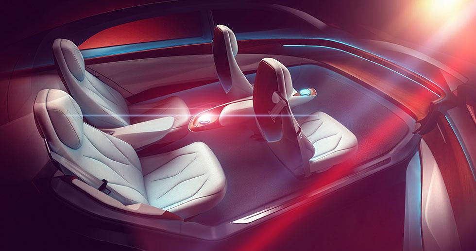 I.D Vizzion tar upp kampen med Tesla Model S