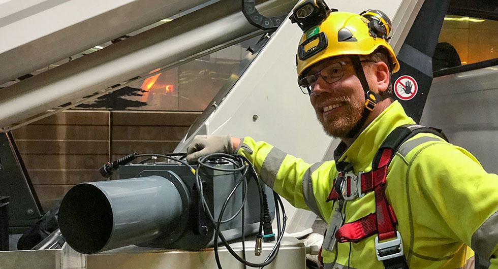 Fartkameror i svenska tunnlar