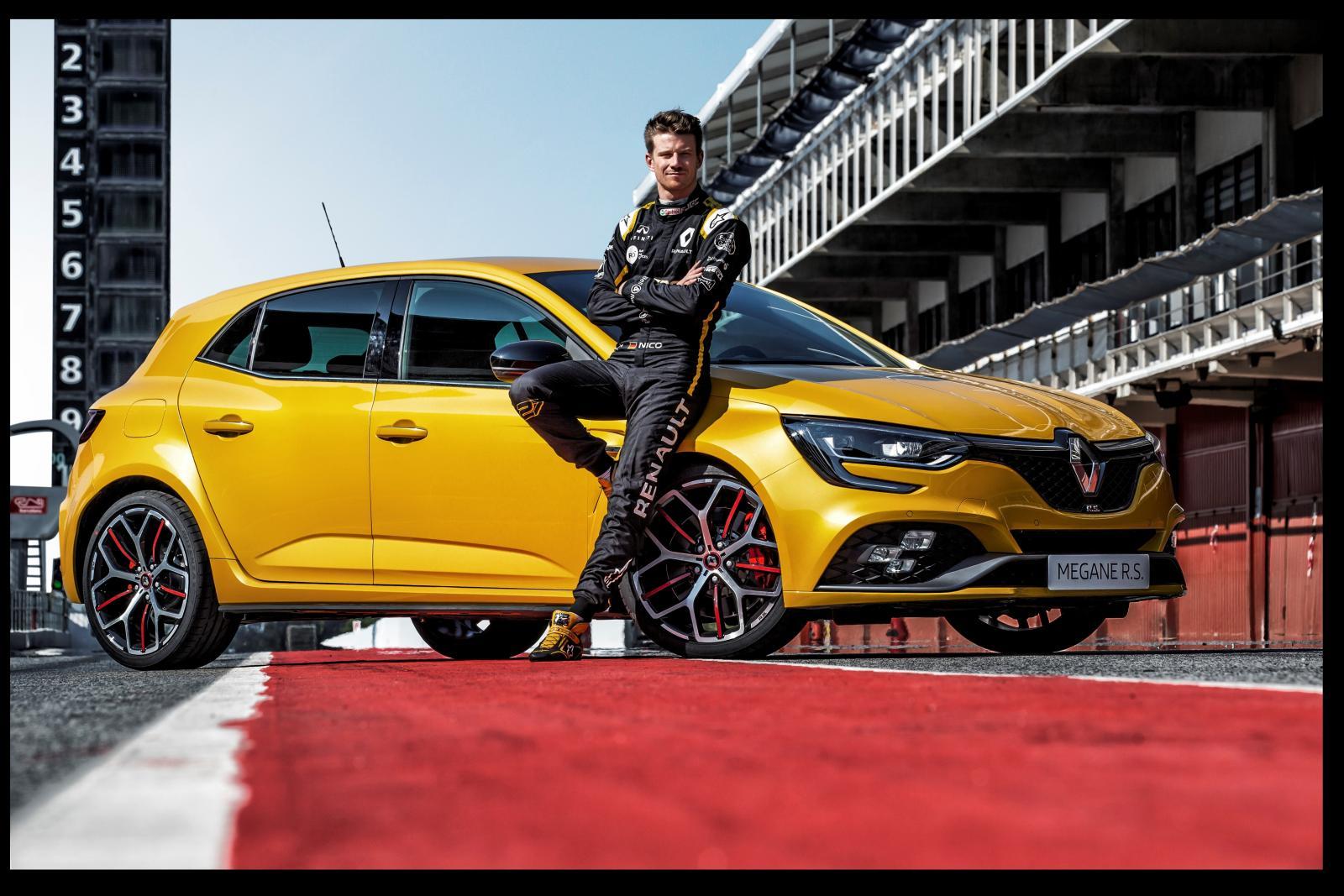 Renault uppdaterar Mégane R.S. Trophy