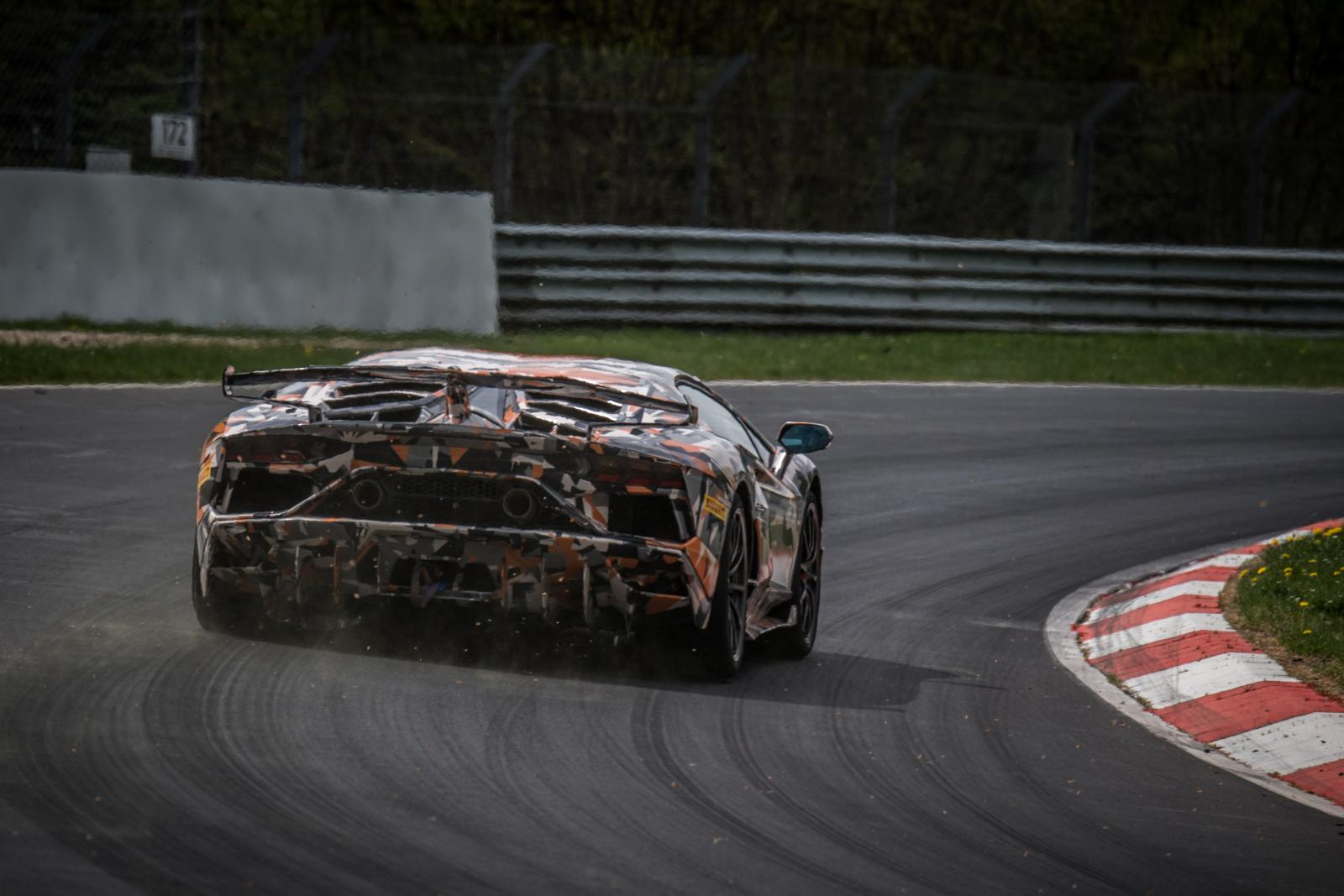 Lamborghini slog Nürburgring-rekord