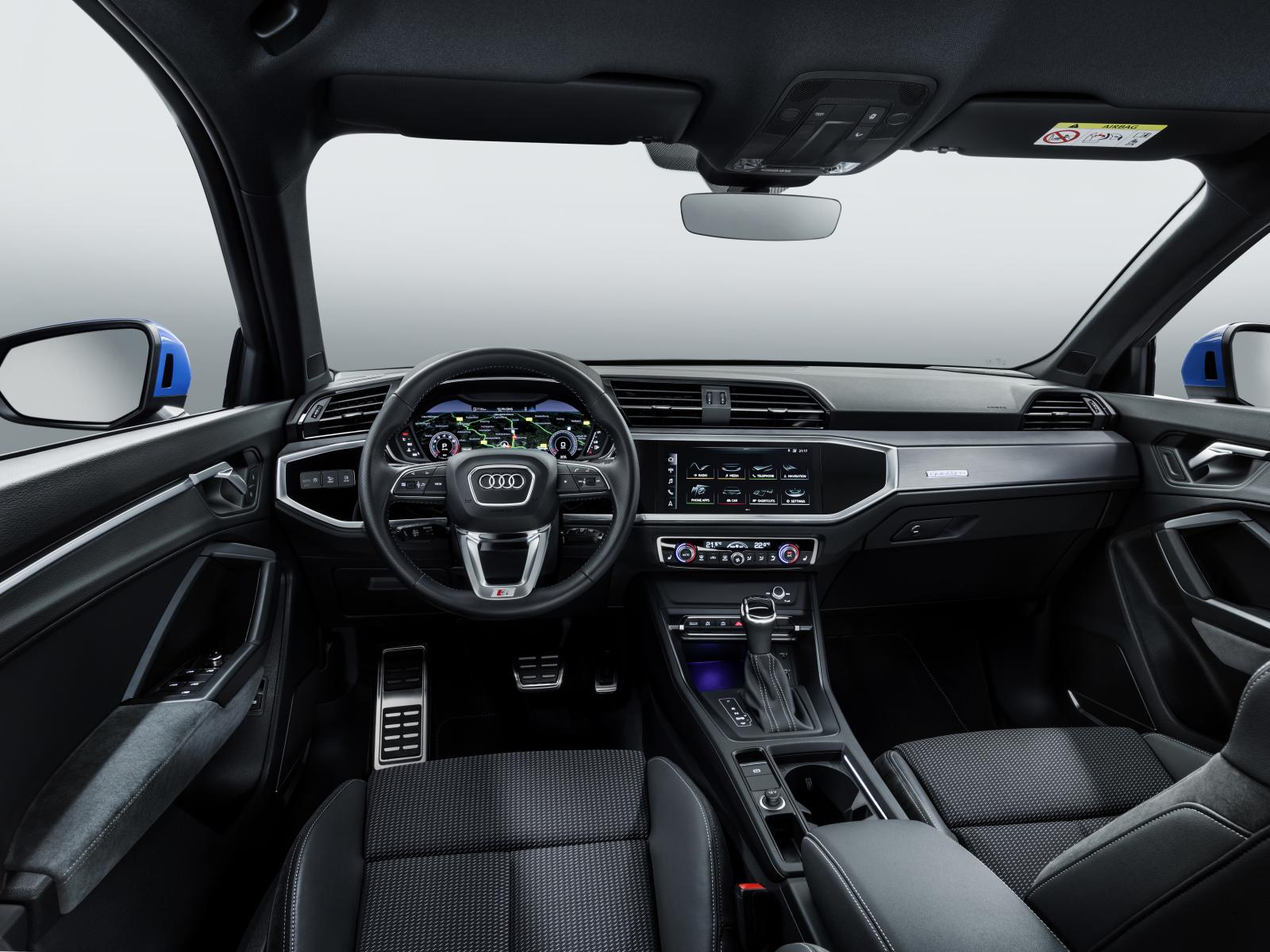 Nya Audi Q3 presenterad
