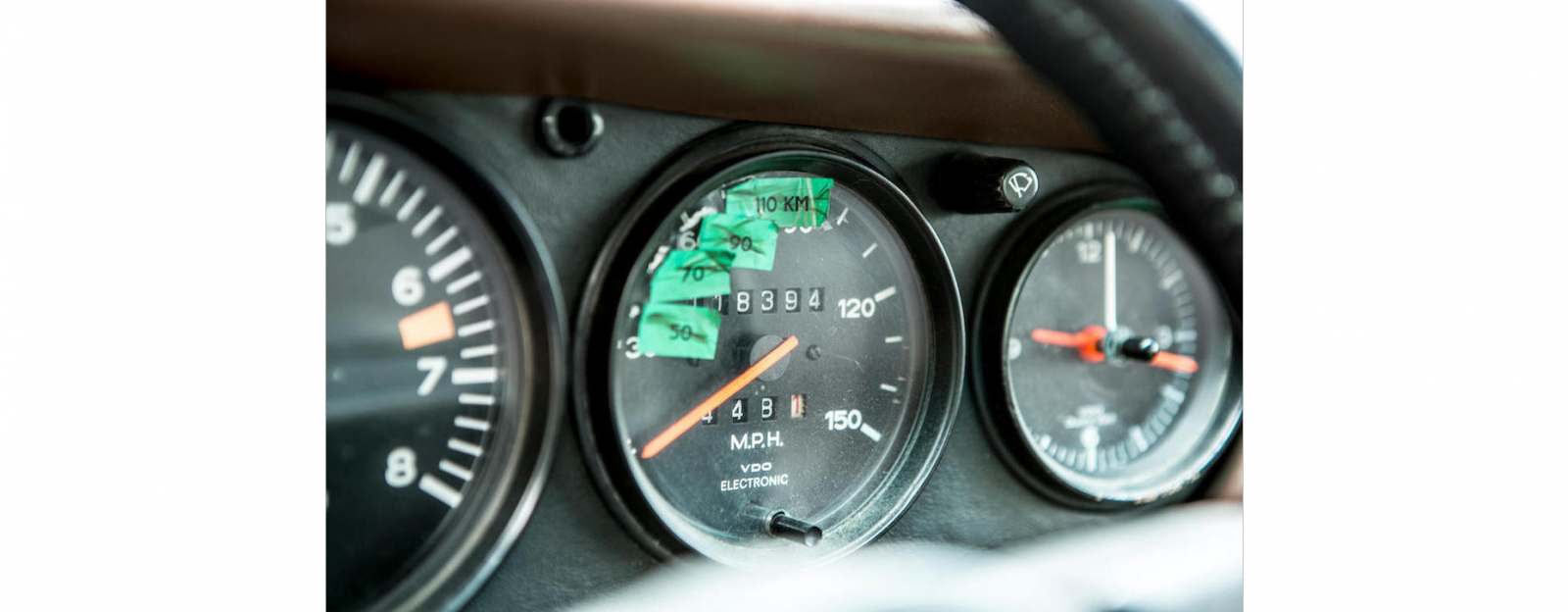 TV-Porsche såld för miljonbelopp