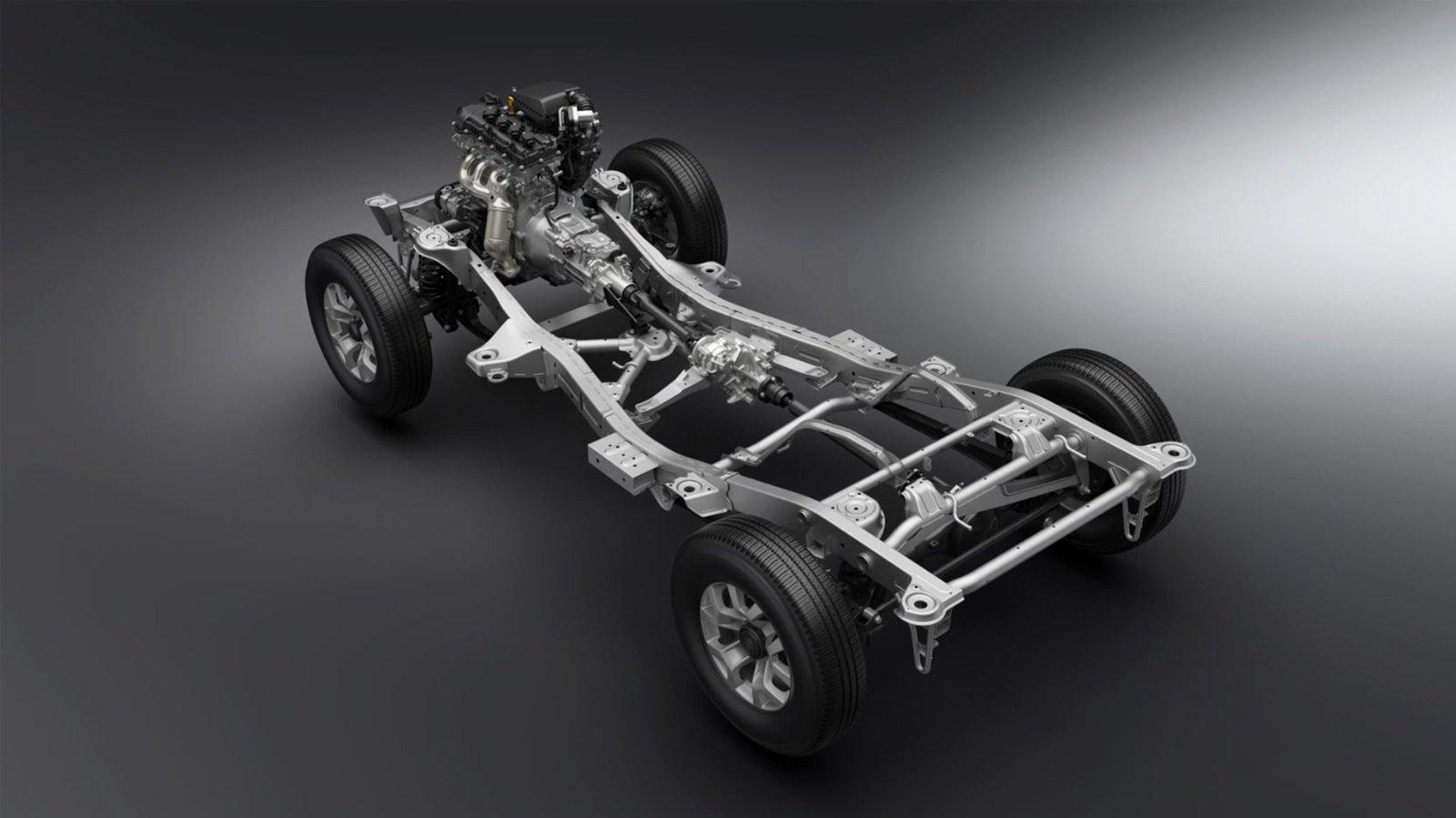 Kortfilm om nya Suzuki Jimny