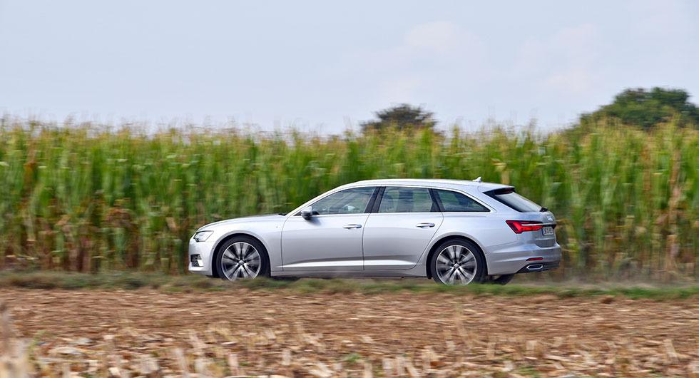 Audi A6 Avant – rapport från provkörningen