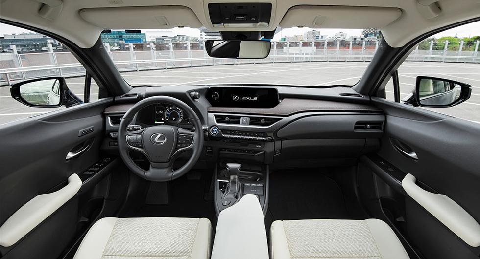 Lexus UX har fått sin prislapp