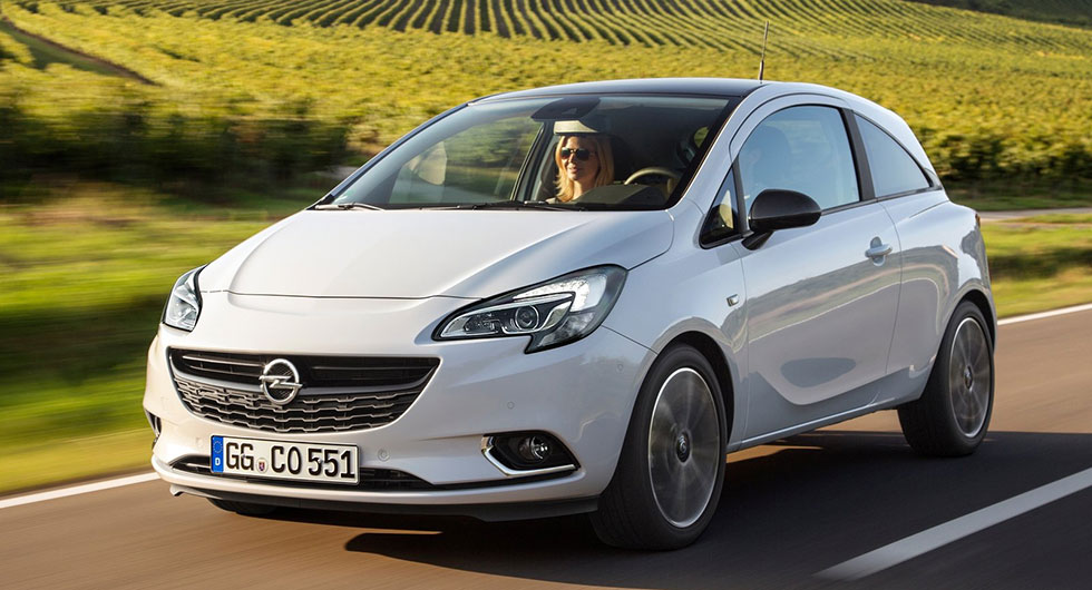 … och Opel Corsa blir helt eldriven.