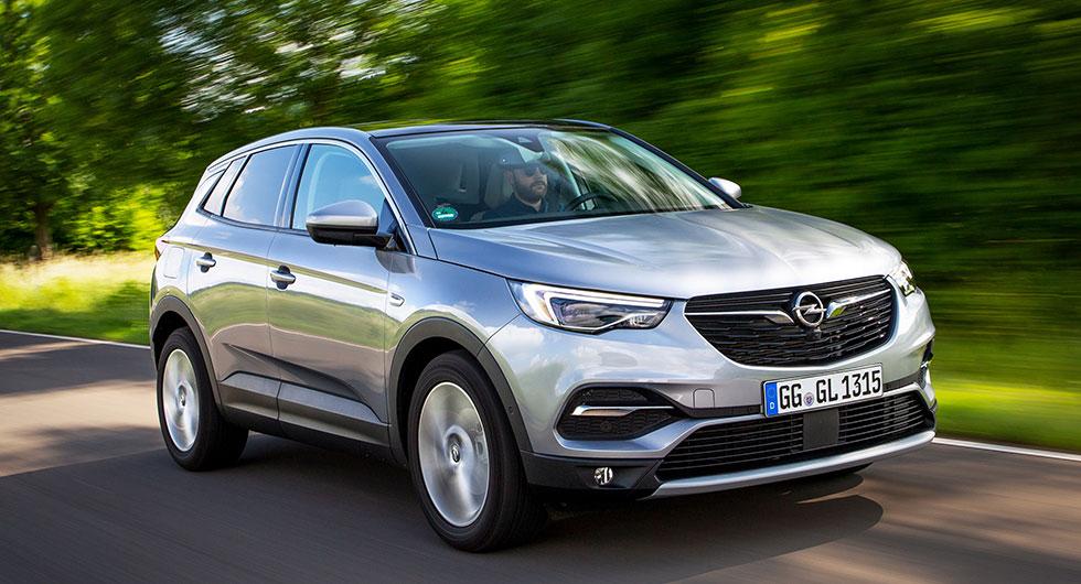 Opel Grandland X kommer som laddhybrid…
