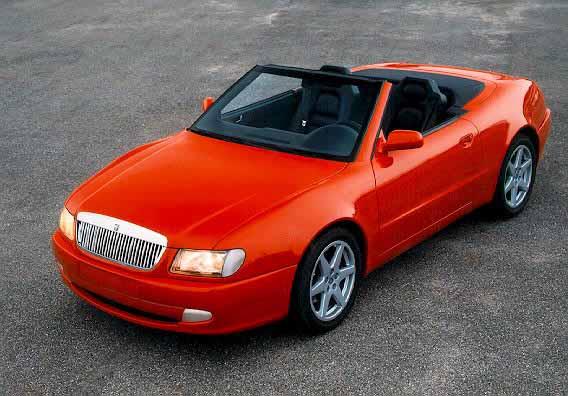 1998 års Isotta Fraschini T81
