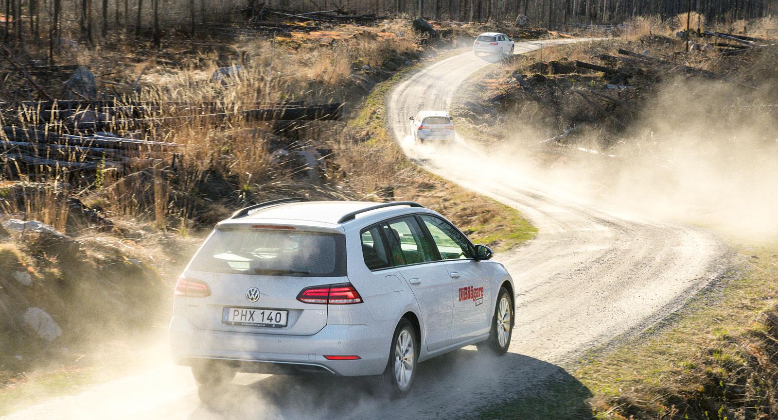 Test: Fiat Tipo Kombi, Opel Astra Sports Tourer, Volkswagen Golf Sportscombi (2017)