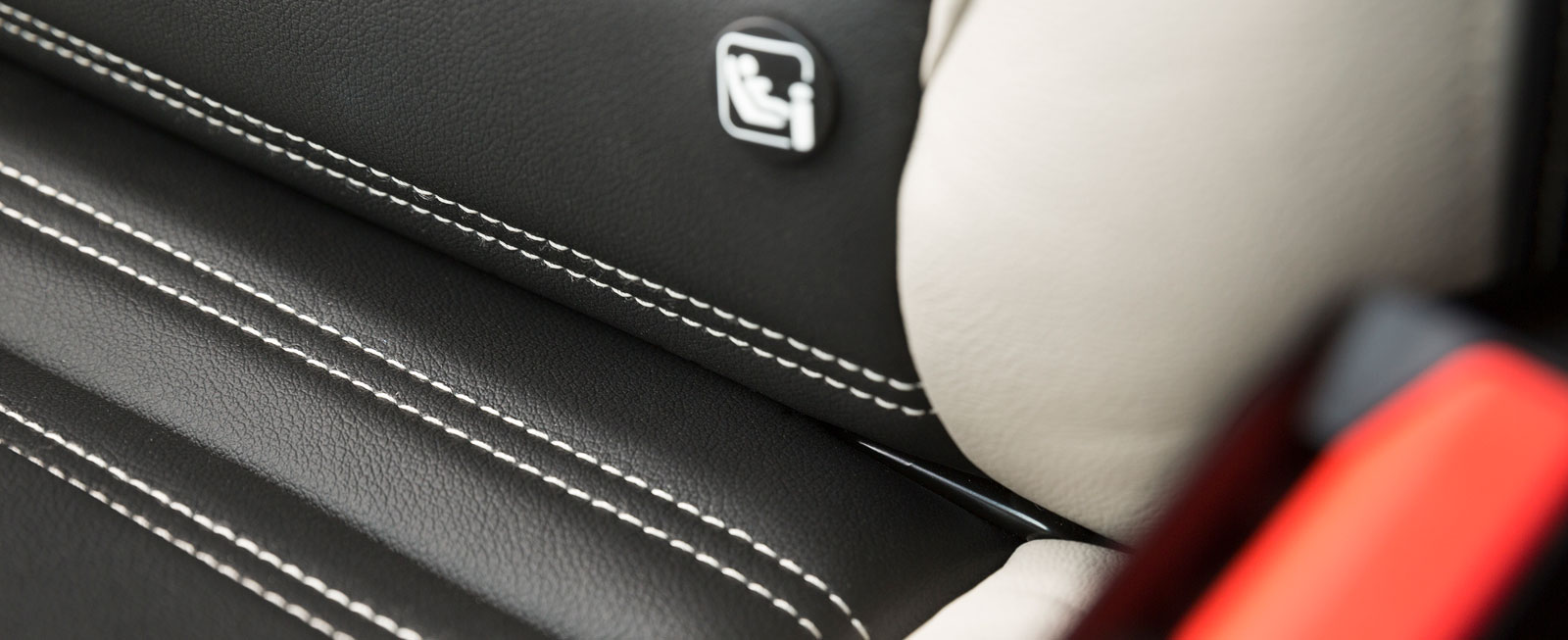Isofix fram är extra uppskattat i småbilar, men finns bara i Nissan.