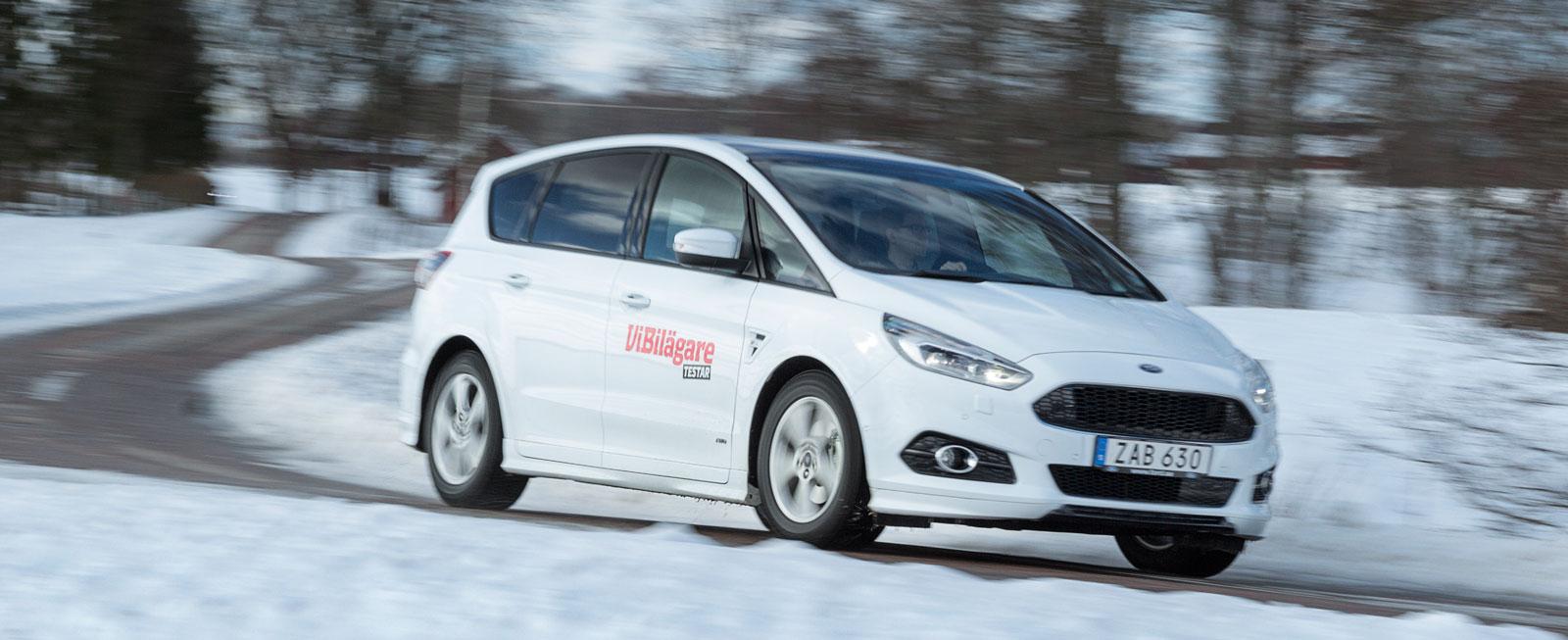 Test: Tiguan Allspace, Ford S-Max, Renault Espace (2018)