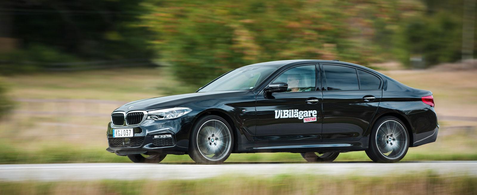 Test: Audi A6, BMW 5-serie, Volvo S90 (2018)