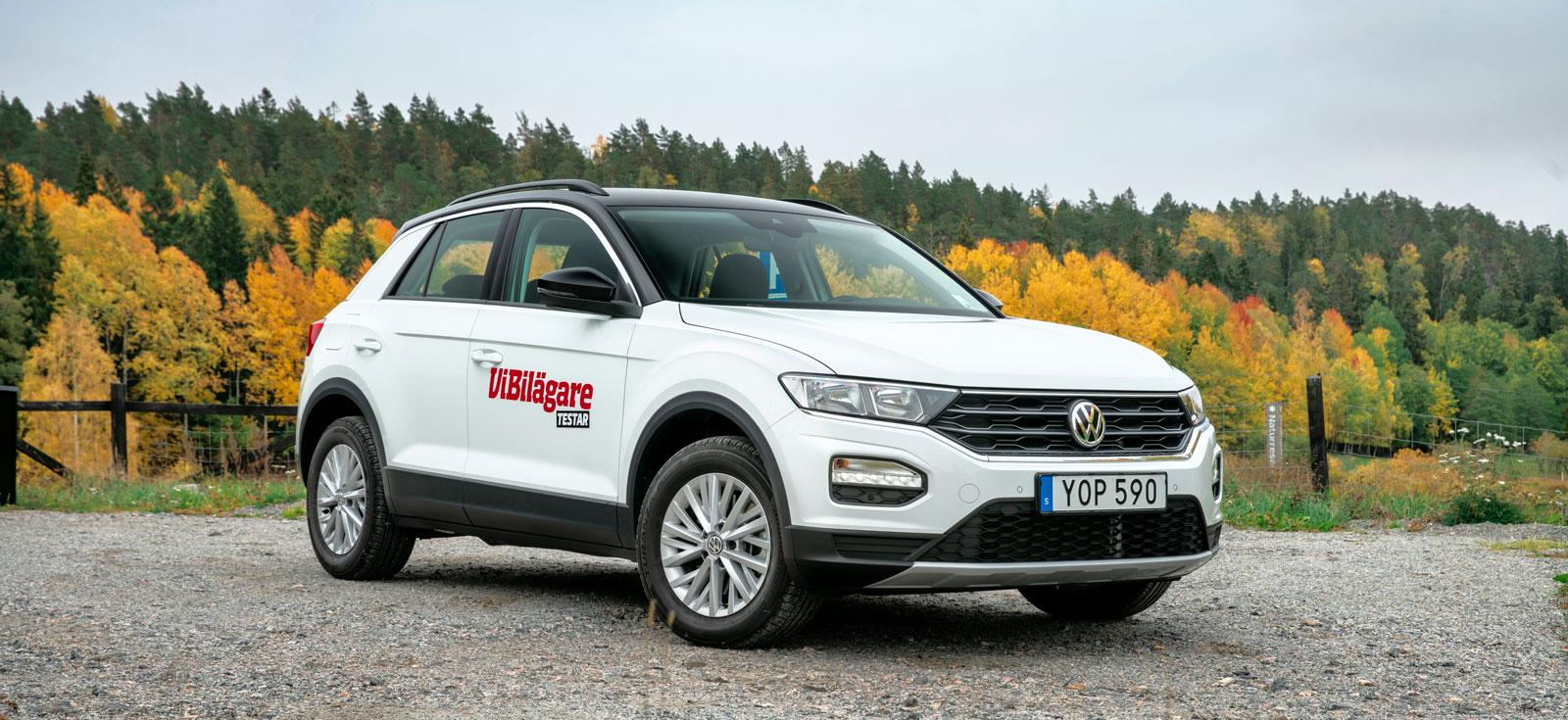 Volkswagen T-Roc 1.0 TSI/115 hk Grundpris:219900 kr