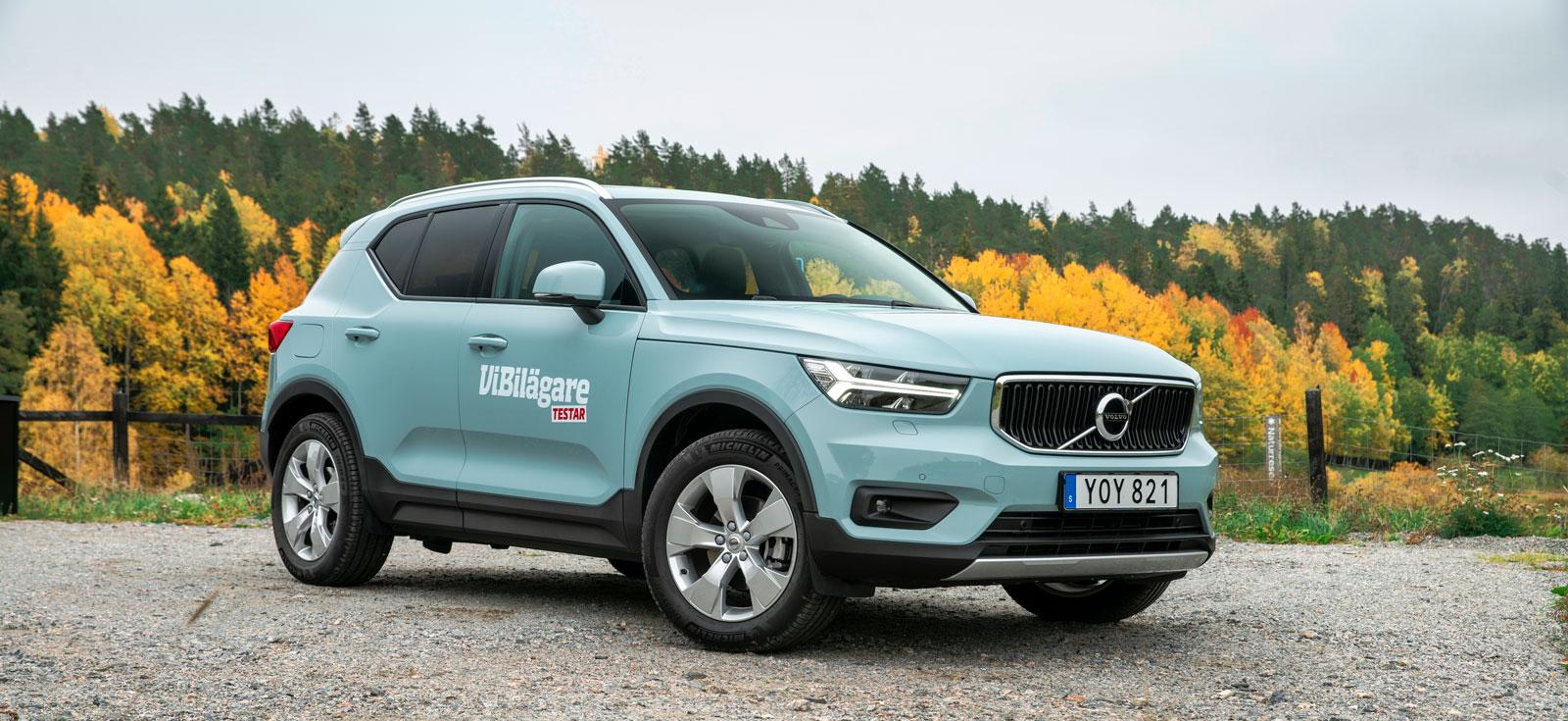 Volvo XC40 T3 Momentum Grundpris:306000 kr