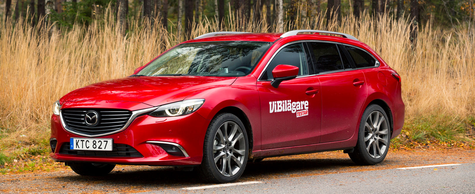 Mazda 6 Wagon Optimum 2,2 DE/175 Aut AWD