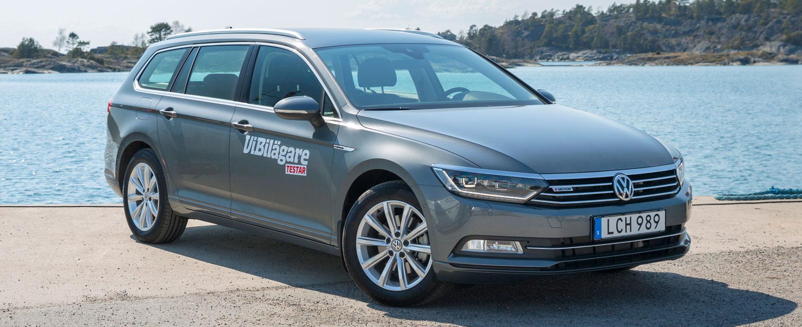 Volkswagen Passat Executive TDI 150 4-motion