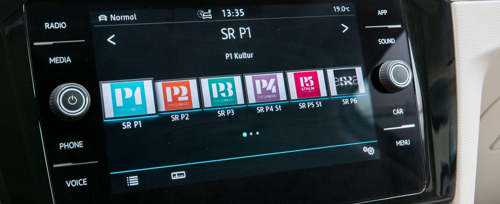 VW:s senaste version av Discover Pro är genomtänkt, mycket innehållsrik, lättskött, snabb och har riktigt tydlig grafik. Inte mycket att klaga på, helt enkelt.