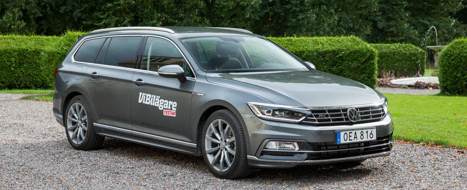 Volkswagen Passat TDi 190 4Motion