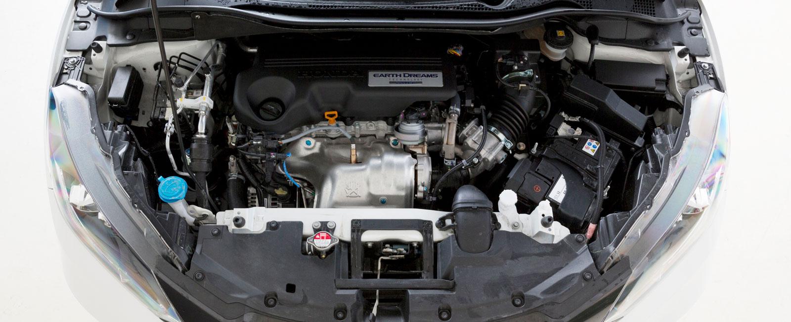 Testets bästa och snålaste motor, en typiskt Hondamjuk och smidig karaktär man nästan skulle kunna ta för att vara en bensinare. Snålast på dropparna i testet.